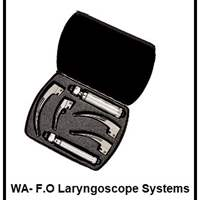 לרינגוסקופ סט  F.O Laryngoscope Systems
